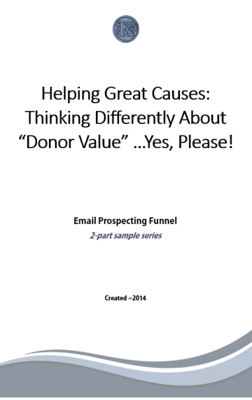 Email Prospecting Funnel (sample)