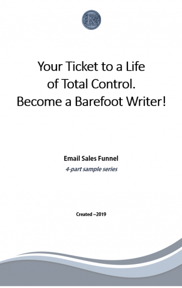 Email Sales Funnel (cover page)